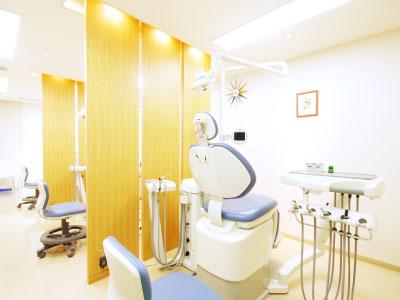 神保矯正歯科 医院内写真